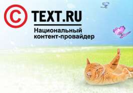 Работа на Текст.ру