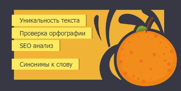 Оптимизирован сервис проверки текста Text.ru
